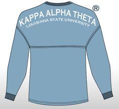 kappa alpha theta spirit jersey more spirit jersey kappa alpha theta ...