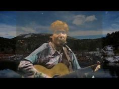 John Denver - Sweet Surrender Live HD 1280 x 720 Rocky Moutain Background