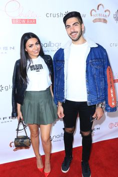 Chella Eyebrow Cream Launch Party at the Chella Brow Bar in Beverly Hills