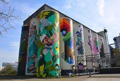 Verkade fabriek Den Bosch, Netherlands