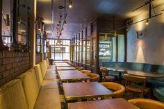 Sackville's Bar & Grill by B3 Designers, London – UK » Retail Design Blog