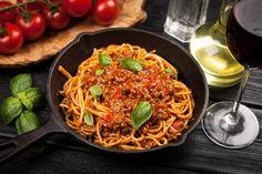 Το+απόλυτο+κόλπο+για+ζυμαρικά,+έτοιμα+σε+10+λεπτά! Spaghetti, Ethnic Recipes, Food, Eten, Meals, Noodle, Diet