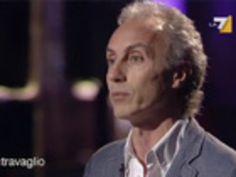 VIDEO LA7: Gad Lerner e Marco Travaglio raccontano le parole