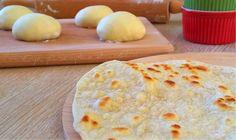 Piadina, ricetta base semplice e veloce
