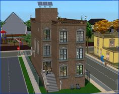 Sullivan: Download: Brownstone-style residential