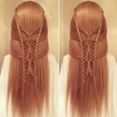 Unique braids