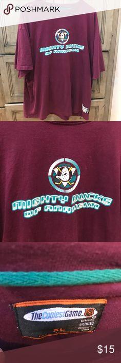 Vintage Anaheim Ducks Tee Vintage Ducks NHL Tee. No stains or Tears. Official NHL gear. NHL Shirts Tees - Short Sleeve