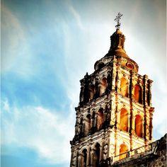 Iglesia, en Alamos Sonora Mexico