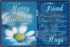 Happy Birthday Friend birthday happy birthday happy birthday wishes birthday quotes happy birthday quotes birthday quote happy birthday quotes for friends Cute Happy Birthday Pictures, Happy Birthday Picture Quotes, Happy Birthday Angel, Happy Birthday Quotes For Friends, Birthday Wishes For Friend, Wishes For Friends, Happy Birthday Messages, Birthday Gifs, Guy Friends