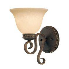 Millennium Lighting Alma 1 Light Wall Sconce & Reviews | Wayfair