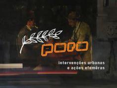 """Documentário """"Poro: intervenções urbanas e ações efêmeras"""""""