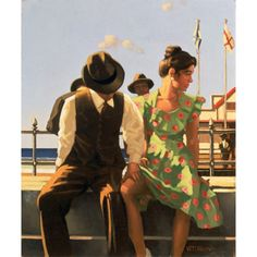 Jack Vettriano A Voyage Of Discovery Prints