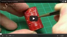 Curious about HowTo paint, chip, weathering a barrel for diorama and ScaleModel? Here a video tutorial.http://www.plasticmodelsworld.com/node/928