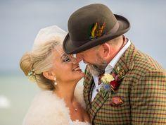 https://flic.kr/p/Nvfk9G   Sarah & Duncan   Wedding of Sarah & Duncan Oct 2016.  Shot taken on Cromer Pier, Norfolk, UK (c)John Newstead working with Simon Watson Photography