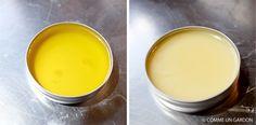 Article DIY ! Recette de deux cosmétiques maison à base de beurre de cacao Sol Semilla : un baume lèvres et une crème corps au parfum envoutant...