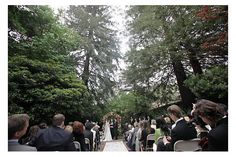 The Outdoor Art Club, Mill Valley Wedding Site