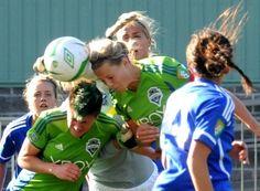 Sounders Women battle back to draw Colorado Rush (video,photos)
