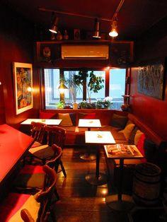 Retro Cafe Vintage Showa Era Ice Cream Parlor Parlour Restaurants
