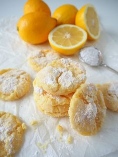 You searched for Sitruunakeksit - Dr. Crazy Cookies, Sweet Cookies, Sweet Treats, Good Food, Yummy Food, Easter Recipes, Desert Recipes, No Bake Desserts, Yummy Cakes