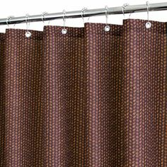 Park B. Smith Basket Fabric Shower Curtain (Kohl's)