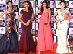 Guess Who Is The Best Dressed Celebrities At Star Screen Awards 2016?