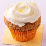 Banaan Walnoot Cupcakes