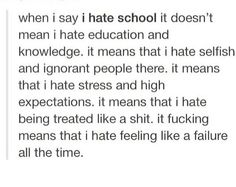 Exactly<< I wish people understood this.