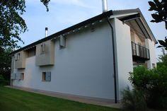 Casa a portico   residenziale   Progetti   Hervè Perin  