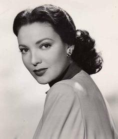Linda Darnell in Slattery's Hurricane (1949)