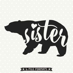 mama bear svg cut file cricut pinterest svg cuts cutting
