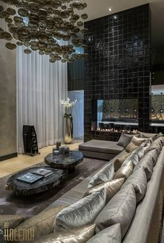 contemporary luxurious home interior design kolenik 5 Home Interior Design, House Design, Interior Design, House Interior, Luxury Homes, Luxury Living Room, Interior, Luxury Living, Interior And Exterior