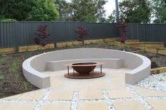 Image result for circular garden seating
