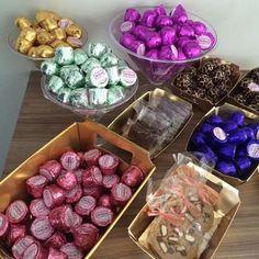 Cheio de trufinhas deliciiiiiiiia! ❤️ comida colorida é saudável