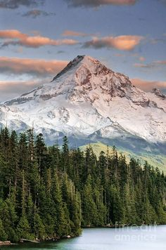 Mt. Hood, Oregon