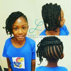 Lady Ayri Natural Hair