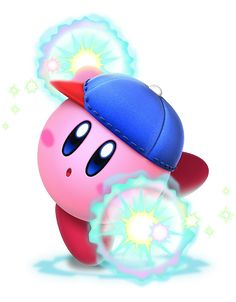 Cap Kirby - Kirby: Planet Robobot