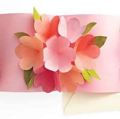 DIY card for Mother's day or any other day :)