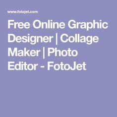 Free Online Graphic Designer   Collage Maker   Photo Editor - FotoJet