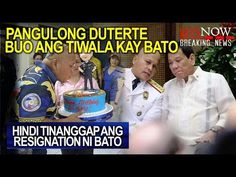 RESIGNATION ni PNP Chief Bato dela Rosa, HINDI Tinanggap ni Pangulong Duterte - WATCH VIDEO HERE -> http://dutertenewstoday.com/resignation-ni-pnp-chief-bato-dela-rosa-hindi-tinanggap-ni-pangulong-duterte/   What's new in politics, entertainment, culture, lifestyle, and Duterte  THANK YOU for watching. SUBSCRIBE for more current news. ENJOY in HD/good quality! News video courtesy of NewsTV YouTube channel  Disclaimer: The views and opinions expressed in this video are thos