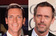 Remember the time Hugh played the dad in Stuart Little? Hugh Laurie, Hot Men Bodies, Lisa Edelstein, Jesse Spencer, Stuart Little, House Md, Star Wars, Olivia Wilde, British Men