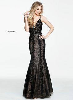 bf16fd4f825ee 50938 Sherri Hill Prom Dresses, Prom Dresses For Sale, Prom Gowns 2017, Deb