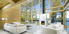 Honkatalojen alkuperäiset Polar-talot ovat ajattoman tyylikkäitä puutaloja ja puuhuviloita, joissa on runsaasti lasipintaa. Runsaasti vaihtoehtoisia malleja!
