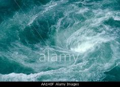 Download this stock image: Whirlpool in the rapids of the Niagara River below Niagara Falls Ontario Canada - AA1H0F from Alamy's library of millions of high resolution stock photos, Stock Photo, illustrations and vectors.