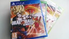 For Today's Giveaway we will be giving you the chance to win Dragonball Xenoverse on the console of your choice! all you have to do to enter is follow us and retweet this post! This giveaway ends on wednesday 8th of April!