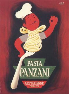 'Pasta Panzani' by Herve Moran