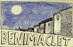 Benimaclet by Josep Castellanos, via Flickr
