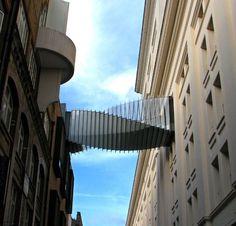 The Bridge of Aspiration, Covent Garden, London