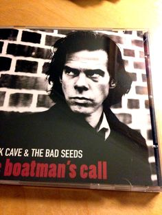 Listening to some classic Nick Cave. Great lyrics all the way through this album. Honest & open songwriting