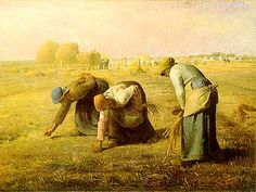 The Gleaners, by Jean Francois Millet