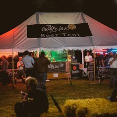 Visit the pop-up Bugle Inn and try the famous scotch eggs! #Winchester #festival #hampshire